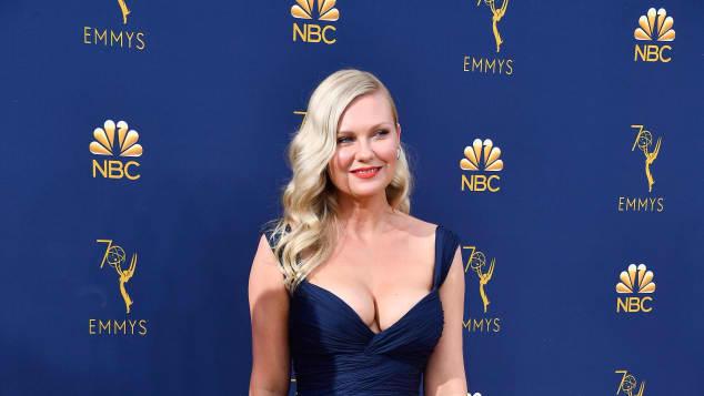 Kirsten Dunst bei den Emmy Awards 2017