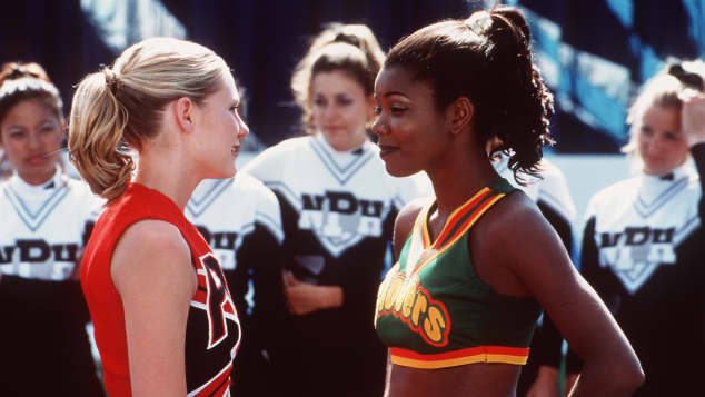"Kirsten Dunst und Gabrielle Union in ""Girls United"""