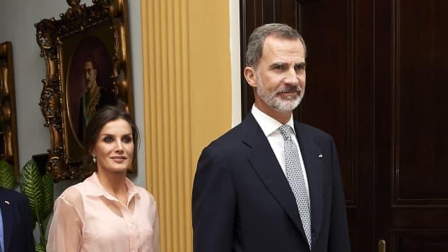 königin letizia könig felipe kuba