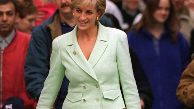 Lady Diana Chanel Kostüm