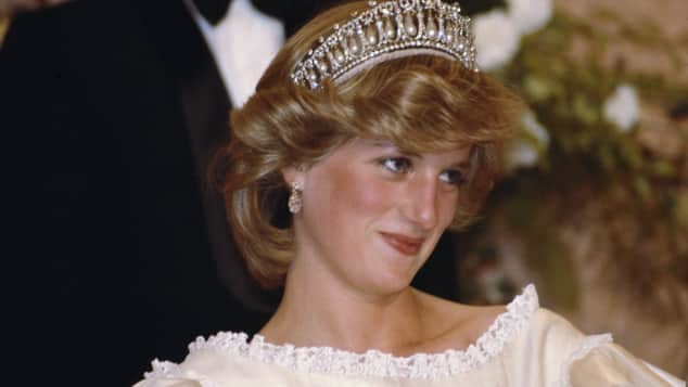 lady diana 1983 cambridge lover's knot tiara