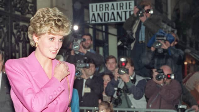 Lady Diana 1992