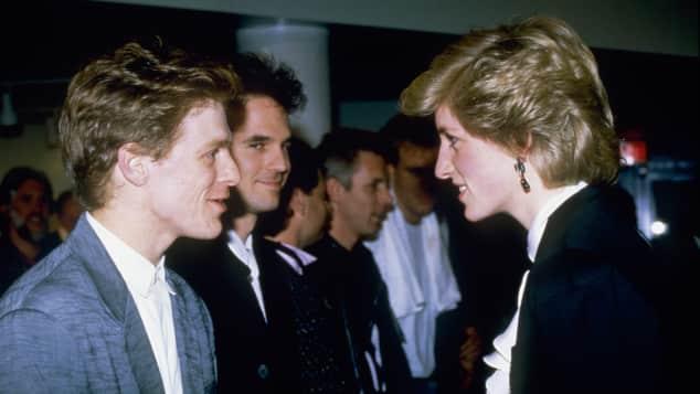 Bryan Adams und Lady Diana: Waren sie wirklich nur Freunde?