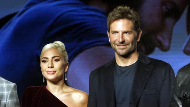 Bradley Cooper singt Lady Gaga A Star is Born