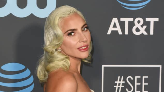 Lady Gaga bei den Critics Choice Awards 2019