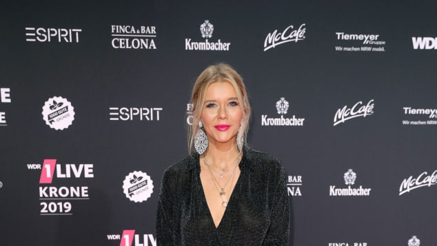Laura Karasek bei der 1Live Krone 2019