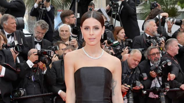 Lena Meyer-Landrut in Cannes bei den Filmfestspielen