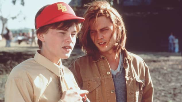 Johnny Depp, Leonardo DiCaprio, Kinderstars