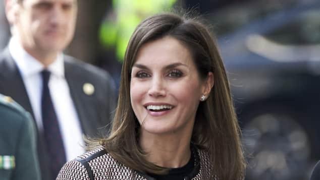Königin Letizia von Spanien