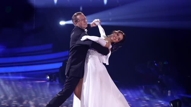 """""""Let's Dance"""": Jan Hofer, Christina Luft"""