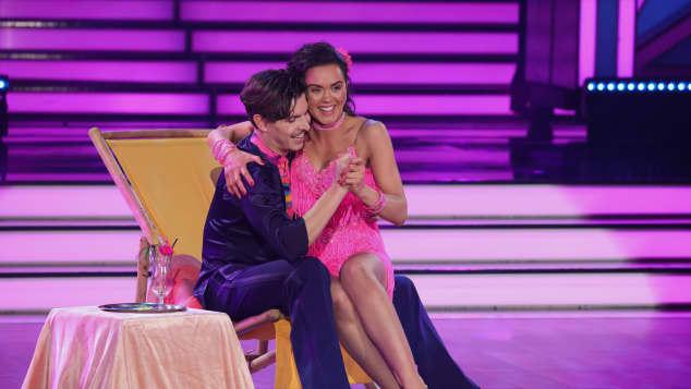 """Let's Dance"": Vanessa Neigert und Alexandru"