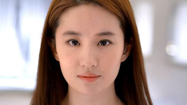 Liu Yifei Disney Mulan