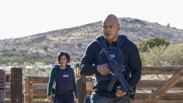 "LL Cool J in ""Navy CIS: LA"": Alias Special Agent ""Sam Hanna"" begeistert er die Fans"