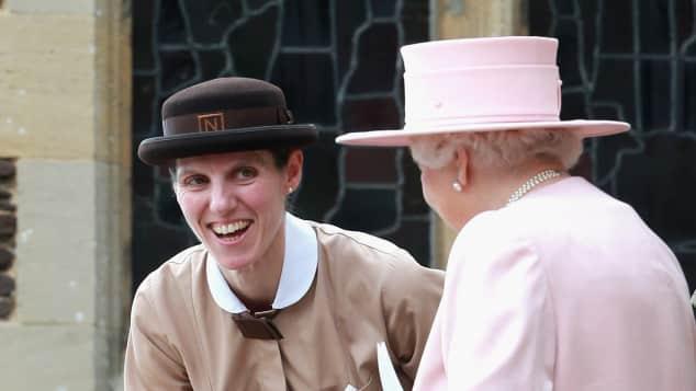 Maria Teresa Turrion Borrello Prinz George Prinzessin Charlotte, Prinz George Prinzessin Charlotte Nanny