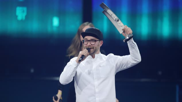 Echo-Gewinner Mark Forster