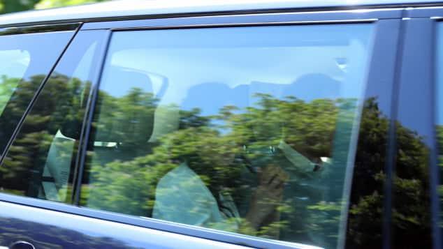 Meghan Markle und Prinz Harry, Meghan Markle und Prinz Harry Windsor Castle, Meghan Markle und Prinz Harry auf dem Weg zur Hochzeit