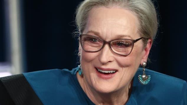 Meryl Streep bei der Winter TCA Tour 2019