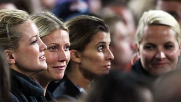 Die kaum bekannte Freundschaft zwischen Mette-Marit und Gwyneth Paltrow