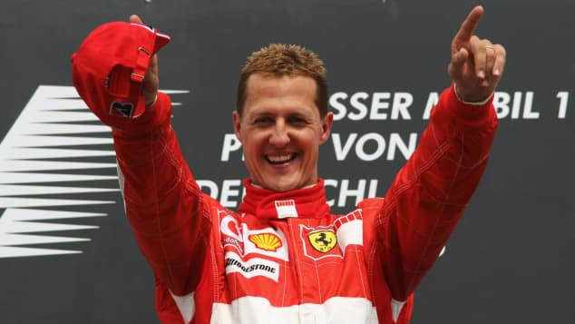 Michael Schumacher feiert 52. Geburtstag