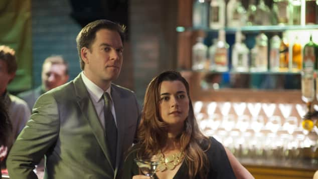 Michael Weatherly und Cote de Pablo Reunion