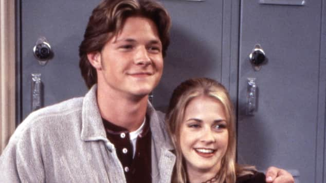 Nate Richert, Melissa Joan Hart, Sabrina, Sabrina-Total Verhext, Harvey Kinkle