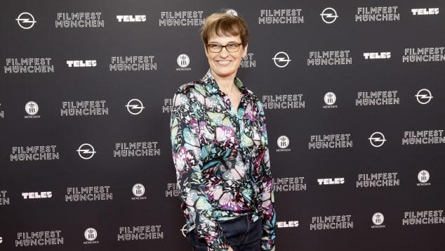 Natja Brunckhorst 2018 auf dem Filmfest München
