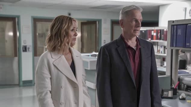 """NCIS: """"Sloane"""" und """"Gibbs"""""""