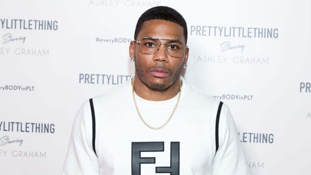 Rapper Nelly 2018