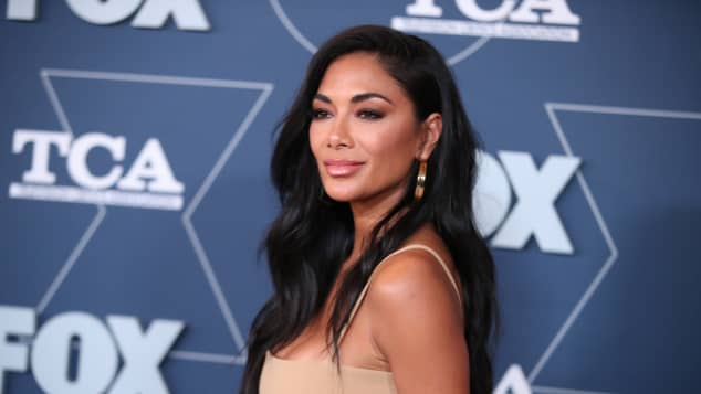 Nicole Scherzinger bei der FOX-Party 2020