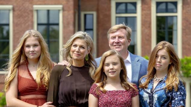So erwachsen sind die Prinzessinnen Amalia, Alexia und Ariane schon!
