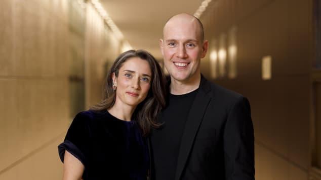 Oli P. und Pauline Petszokat in Köln 2019