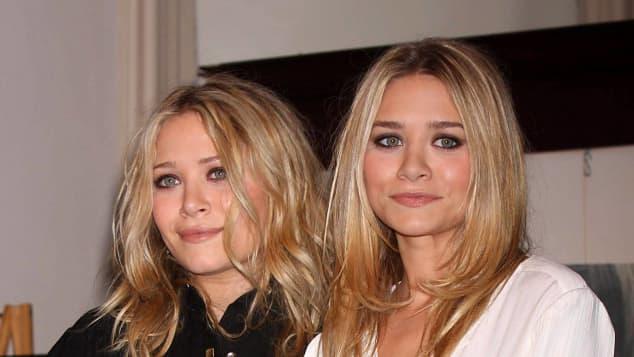 Mary-Kate und Ashley Olsen bei ihrer Buchvorstellung