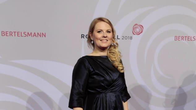 Patricia Kelly Rosenball 2018