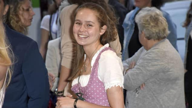 """Paulina Hobratschk ist bei """"Sturm der Liebe"""" als """"Valentina"""" zu sehen"""