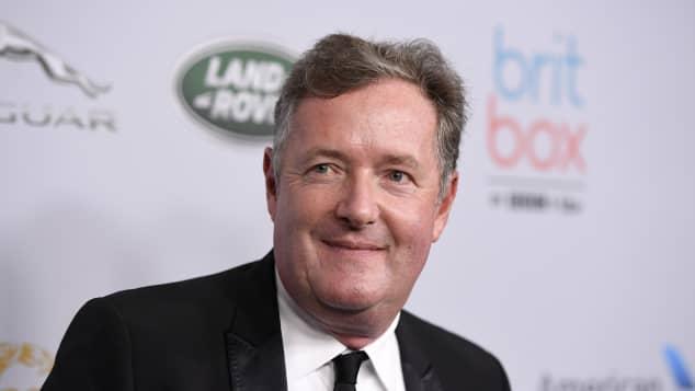 Piers Morgan bei den Brit Awards 2019