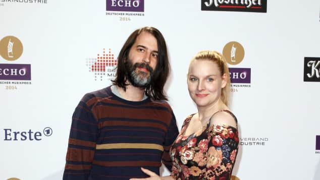 Pola Roy und Judith Holofernes bei der Echo-Verleihung 2014