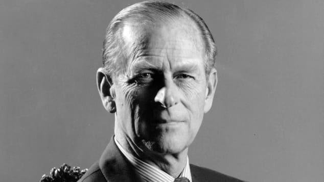 Prinz Philip Porträt
