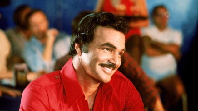 "Burt Reynolds in ""Stroker Ace"""