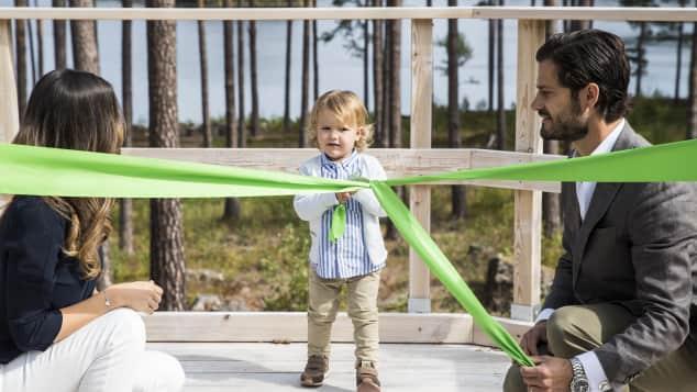 Prinz Carl Philip und Prinzessin Sofia: So süß ist ihr Sohn Prinz Alexander