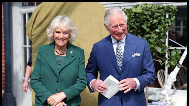 Prinz Charles und Camilla kommen im Mai nach Deutschland