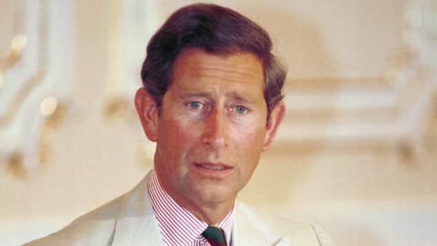 Prinz Charles im Jahr 1994