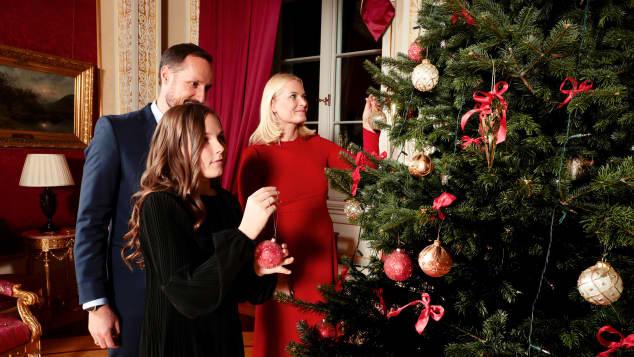 Weihnachtsgrüße Familie.Bestätigt Hier Feiern Mette Marit Familie Dieses Jahr Weihnachten