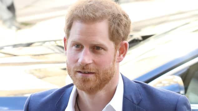Prinz Harry möchte einen Ehering tragen
