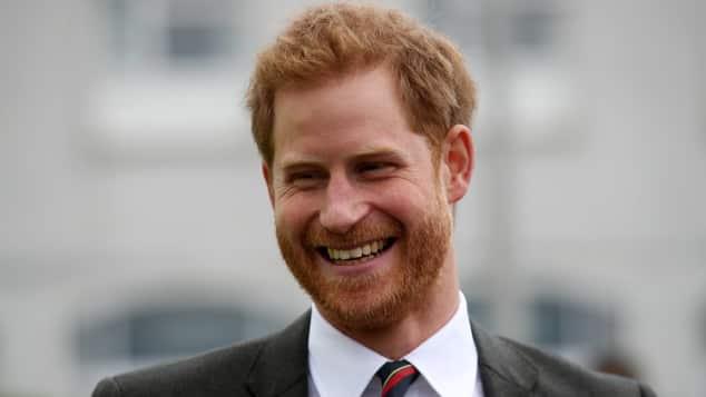 Prinz Harry Beziehung Meghan