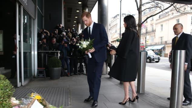 Amoklauf Neuseeland: Prinz William Könnte Die Geburt Von Harrys Und Meghans