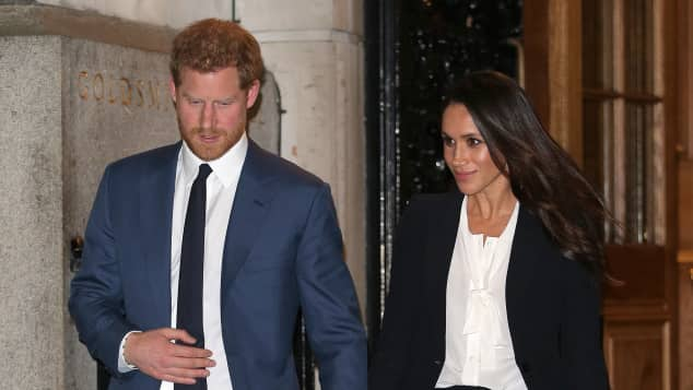 Prinz Harry Meghan Markle Endeavour Fund Awards