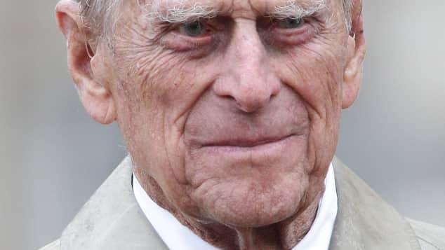 Prinz Philip wurde ins Krankenhaus gebracht
