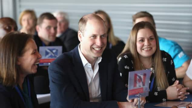 Hat Prinz William aus Versehen das Geschlecht seines Nachwuchses ausgeplaudert?