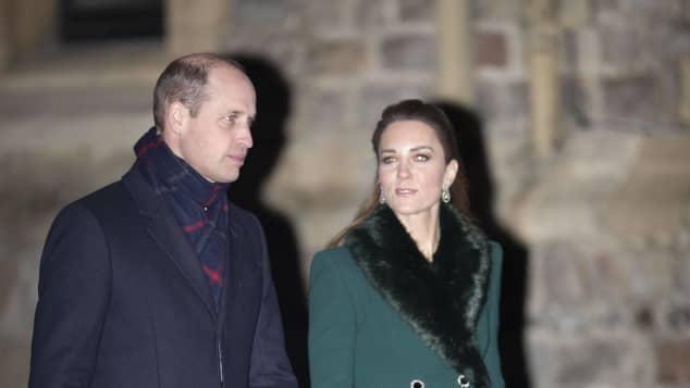 Prinz William und Herzogin Kate wissen noch nicht, wo sie Weihnachten feiern