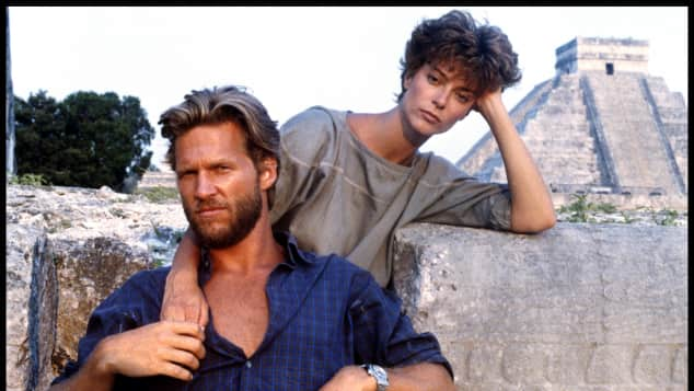 Rachel Ward in Against All Odds